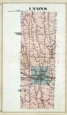 Lyons, Wayne County 1904